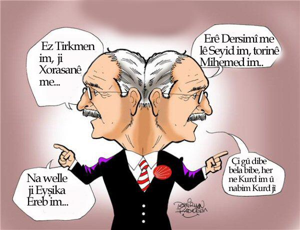 kilicdaroglu karikatur