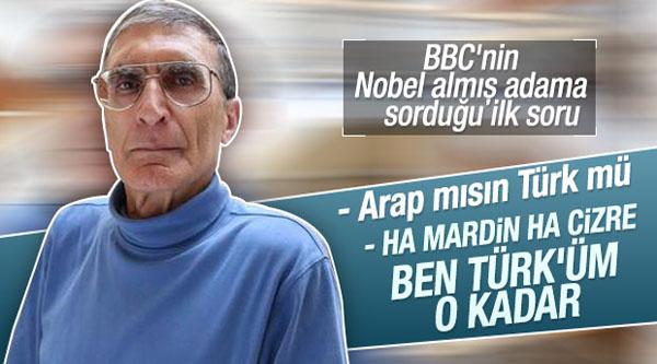 aziz-sancar-türk